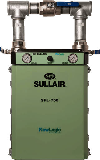 Sullair SFL-750 FlowLogic flow controllers
