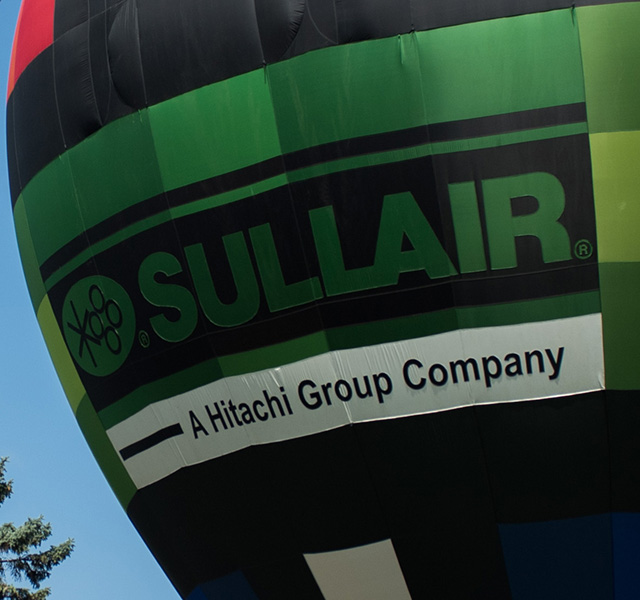 Sullair Hot Air Balloon