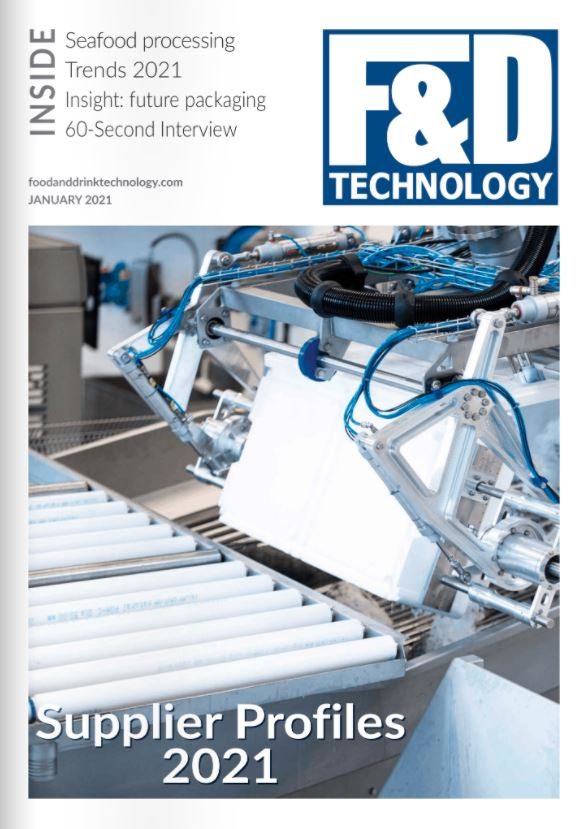 Food & Drink Technology January 2021 issue
